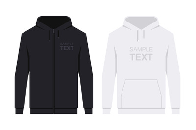Men's hoodie