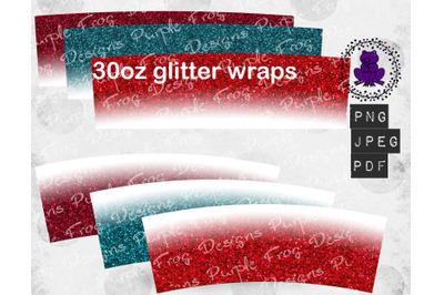 30oz Tumbler glitter bundle 2