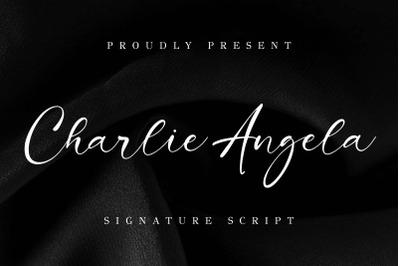 Charlie Angela