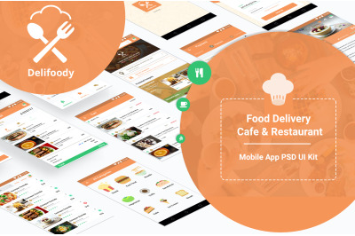Delifoody - Food and Restaurant Apps