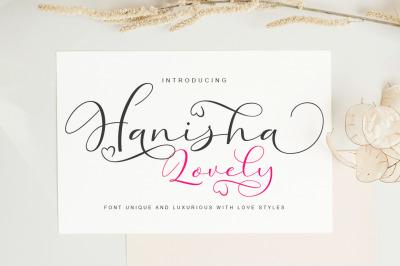 Hanisha Lovely