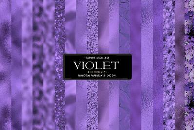 Violet Digital Paper, seamless texture, Violet, Violet background,