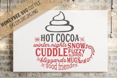 Cocoa Subway Art