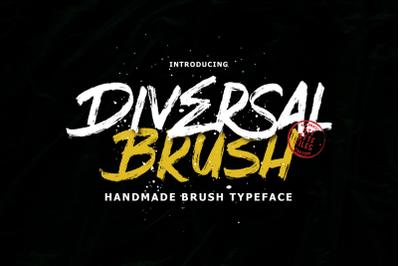 Diversal Brush