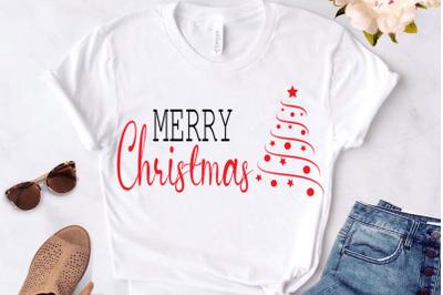 Christmas tree SVG, Christmas tree Cricut ,Christmas tree Cut Files, C