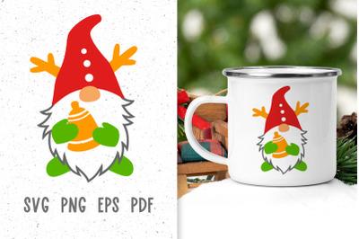 Christmas svg Christmas gnome svg Christmas sublimation designs