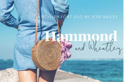 Hammond & Wheatley