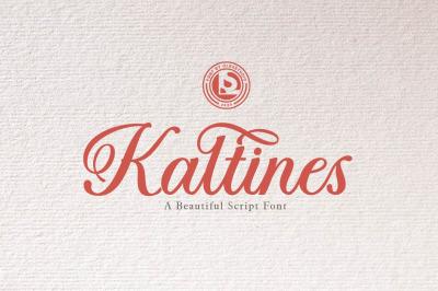 KALTINES - Script