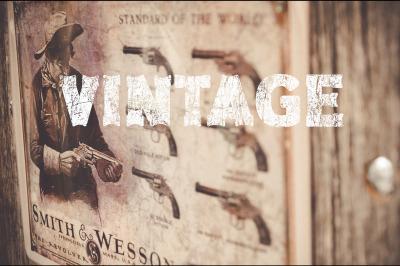 Old West - Western Font