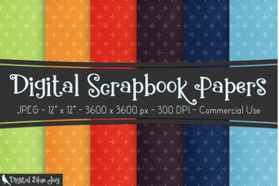 Digital Scrapbook Papers