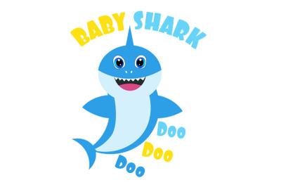 Baby shark Svg, Boy  Shark clipart, funny shark svg, cricut svg.This
