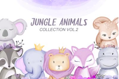 Jungle Animal Vol.2