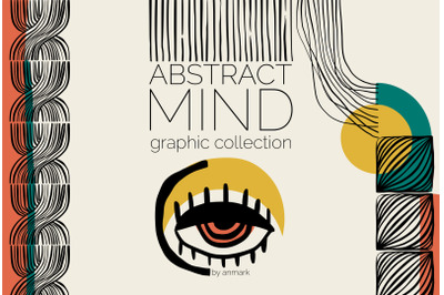 Abstract Mind. Graphic Collection