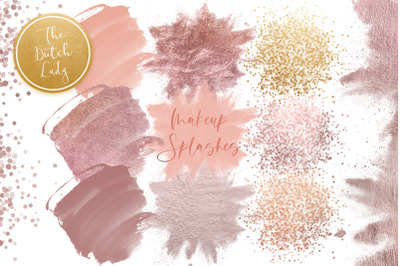 Makeup Smear & Smudge Clipart