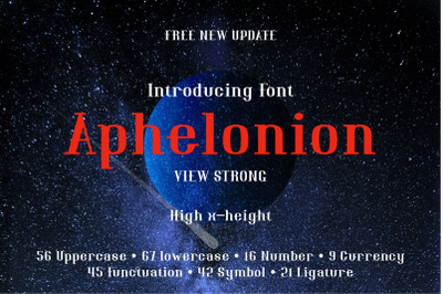 Aphelonion