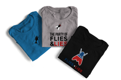 Flies and Lies | SVG | PNG | DXF | EPS