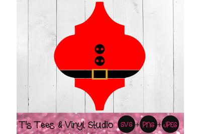 Tile Ornament Svg, Arabesque Ornament Svg, Tile Svg, Santa Tile Svg, C