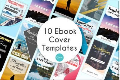 E-Book Cover Template