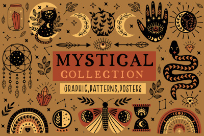 Mystical collection