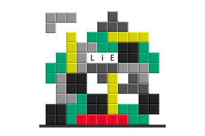 Trugh or lie puzzle crossword