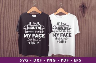 Sarcastic SVG, Funny Quotes SVG, Sarcastic Quotes SVG Design