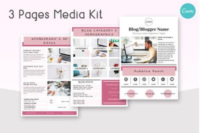 Dream Blogging Media Kit