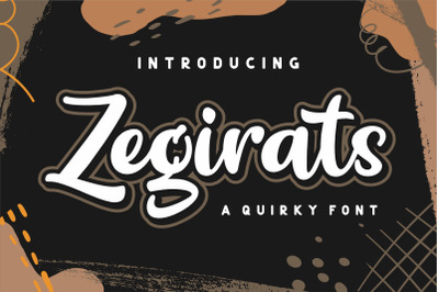 Zegirats
