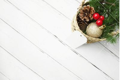 Christmas Styled Stock Photo