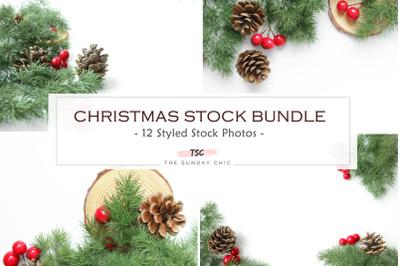 Christmas Stock Photo Bundle