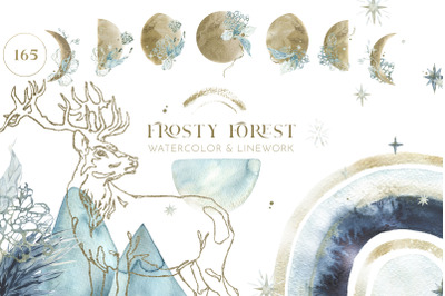 Frosty Forest Winter Collection