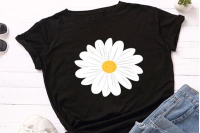 Daisy flower SVG, daisy svg, clipart, daisy cut file, daisy cricut svg