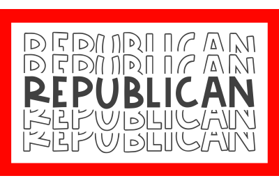 Republican SVG Trump Pence 2020 DXF PNG EPS