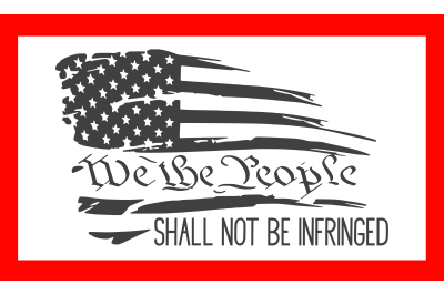 We The People American Flag SVG PNG DXF EPS