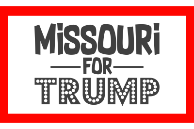 Missouri For Trump SVG PNG DXF EPS Cut Files