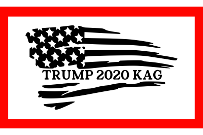 Trump 2020 KAG SVG PNG DXF EPS Cut File