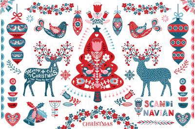Scandinavian Christmas Collections