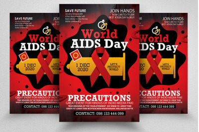 World Aids Day Flyer/Poster