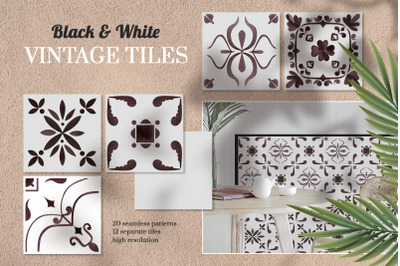Vintage Tile Collection