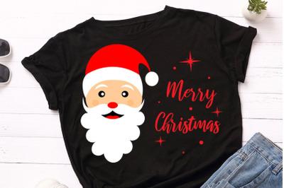 Santa claus svg, Christmas  SVG, christmas Cut Files, Merry Christmas
