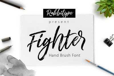 Fighter Brush OFF 75%