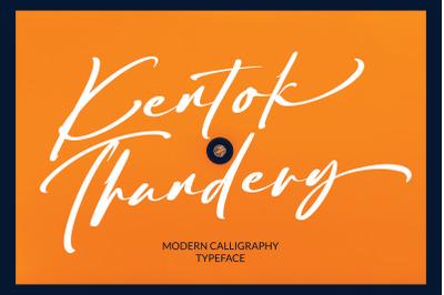 Kentok Thundery