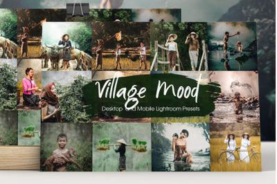 Village Mood Lightroom Presets