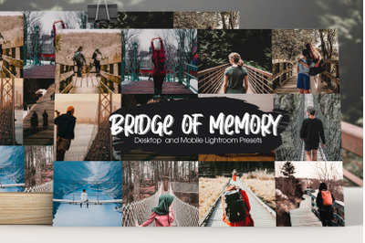 Bridge of Memory Lightroom Presets