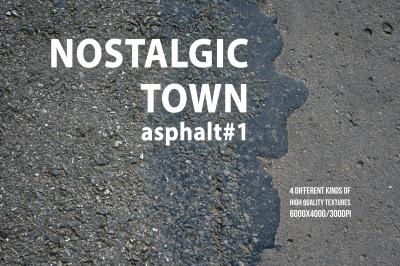 Nostalgic Town: Asphalt#1