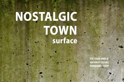 Nostalgic Town: Surface