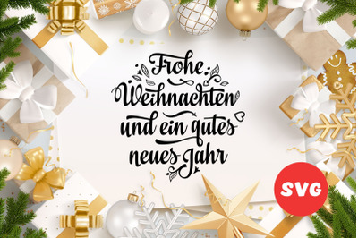 Frohe Weihnachten Deutschland Christmas svg Around the World