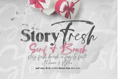 Story Fresh