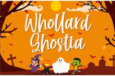 Whollard Ghostia