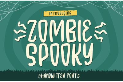 Zombie Spooky