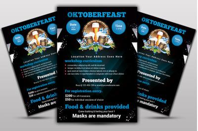 OktoberfestTemplate Flyer